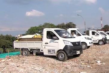 121 vehículos de carga serán entregados a carretilleros de Cali