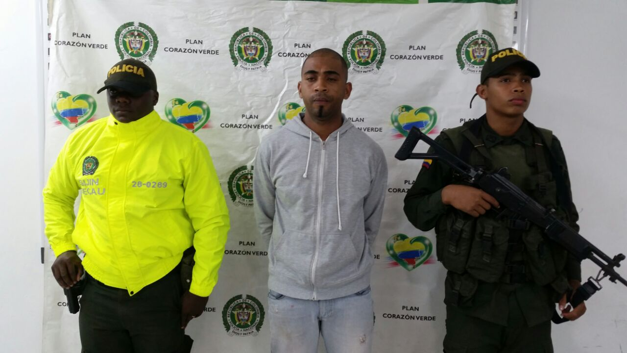 A la cárcel presunto homicida de líder Afro en el Cauca