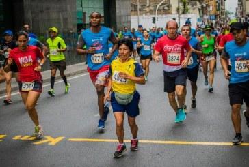 En imágenes: 6.000 caleños corrieron en la decimocuarta carrera Allianz 10k de la luz