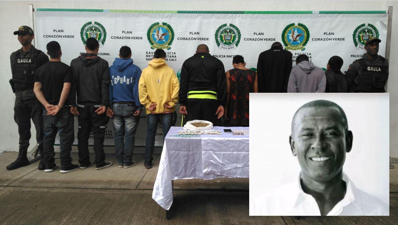 Asesino del exjugador Jair Abonía integraba banda 'Los Casqueros' en Jamundí