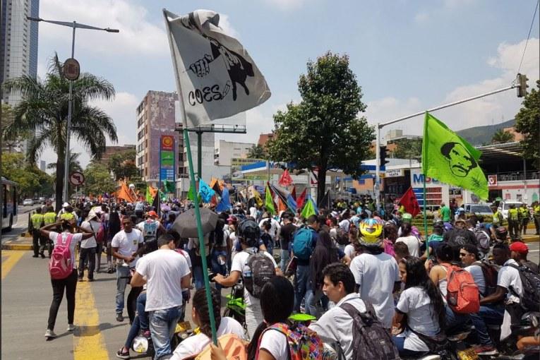 Cuáles son los motivos de las marchas que se cumplirán este lunes en todo el país