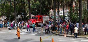 Cali participa del 6 Simulacro Nacional de Emergencias
