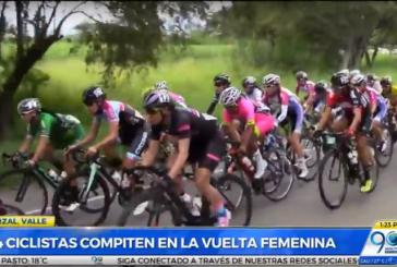 Ciclistas femeninas de 5 países competirán en vías del norte del Valle