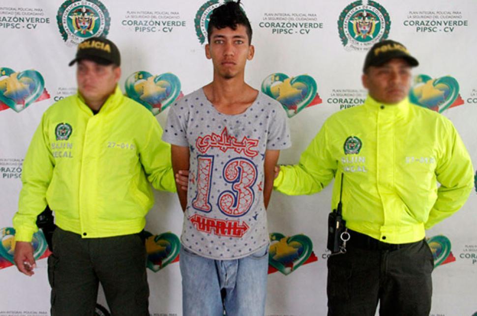 Condenade 32 años para alias El Zarco por feminicidio de su pareja en motel de Cali