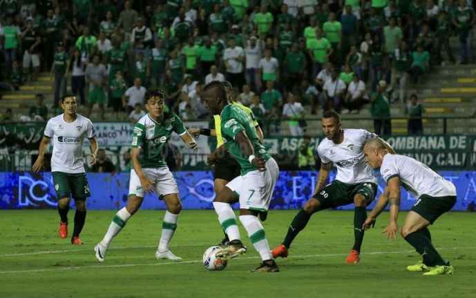 Deportivo Cali empató 1 – 1 con Equidad en partido de Liga Águila