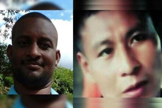 En menos de quince días, asesinan a dos líderes indígenas en Chocó