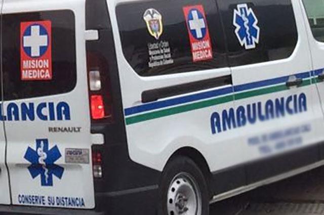 Desvincularían dos empresas de ambulancias en Cali por imprudencias al volante