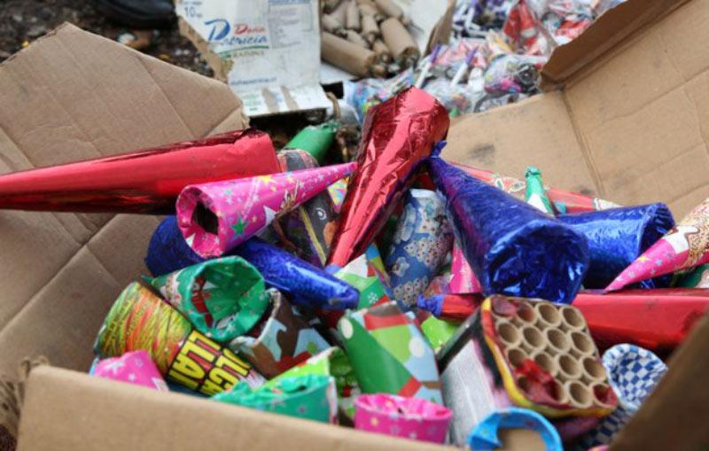 Por fiestas de fin de año, hacen llamado sobre normativa del uso de pólvora en Cali