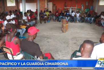 Guardia Cimarrona velará por autonomía y protección de comunidades afro
