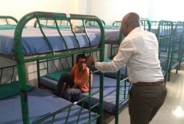 Inauguran dormitorio social para habitantes de calle en el barrio Santa Elena en el sur de Cali