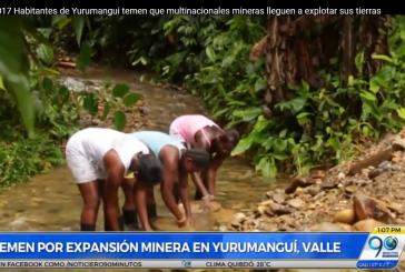 Habitantes de Yurumanguí temen que multinacionales exploten sus tierras