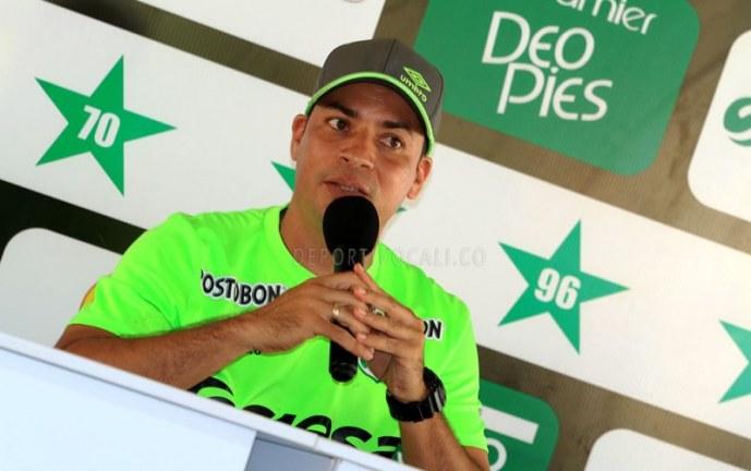 Director técnico, Héctor Cárdenas no va más al frente del Deportivo Cali