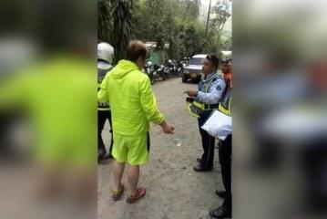 Hombre que arrolló a ciclista en Pance deberá pagar multa de 28 millones de pesos