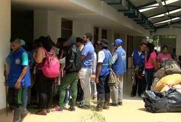 Indígenas de Jamundí reclaman casa que le habían devuelto a la Alcaldía