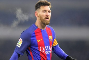 """""""Estamos contentos de que Yerry Mina y Coutinho estén con nosotros"""": Messi"""