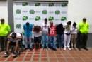 A la cárcel miembros de banda delincuencial 'Los W Las Acacias'