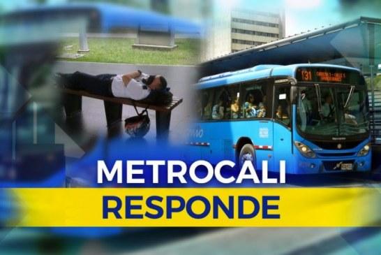 """""""El microsueño no está relacionado con la asignación de turnos"""": Metrocali"""