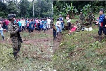 Enfrentamientos entre campesinos y Fuerza Pública deja al menos 8 muertos en Tumaco