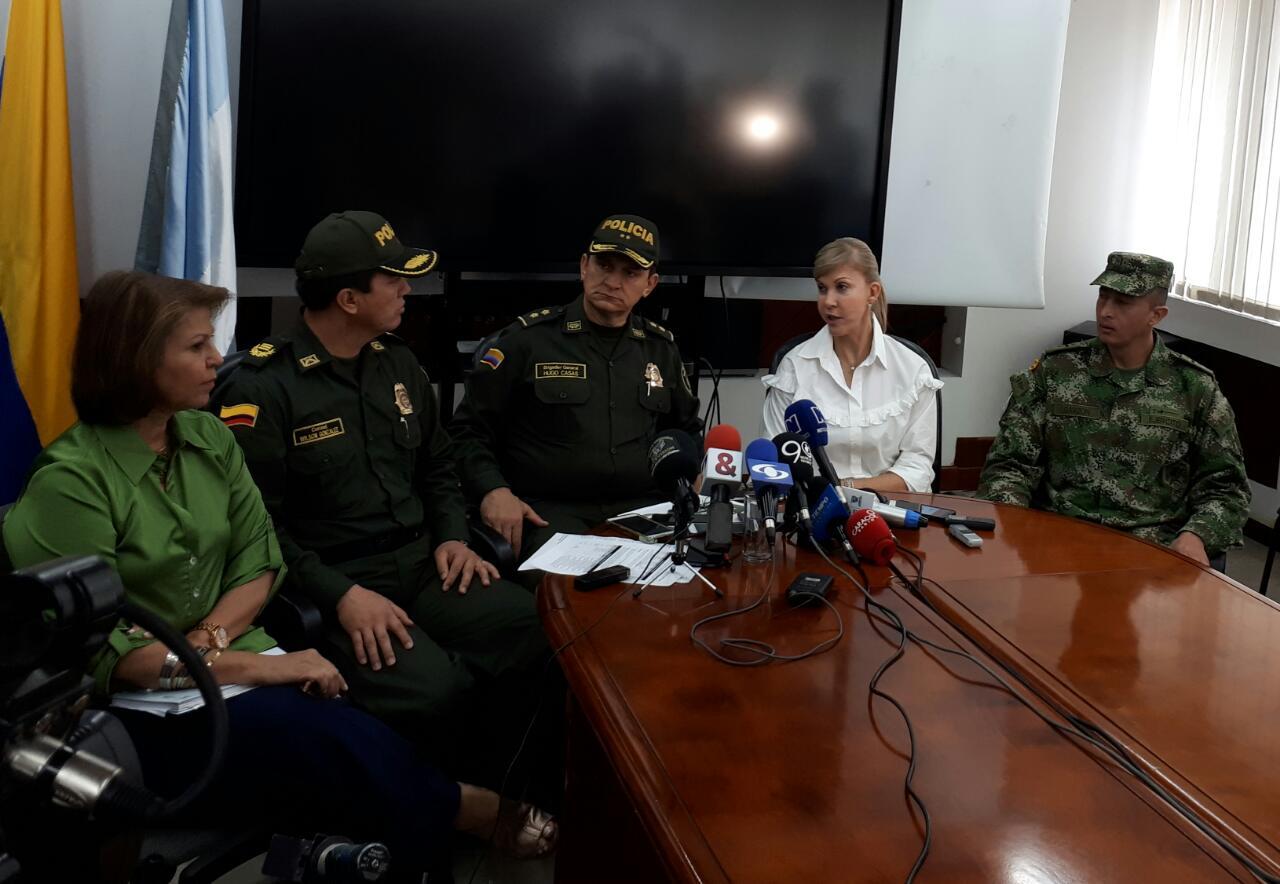 No admitiremos vías de hecho: Gobernadora del Valle advirtió sobre minga indígena