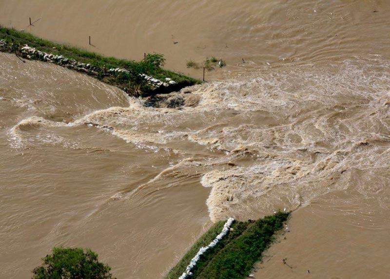 CVC adelanta obras de prevención de inundaciones en zona rural de Palmira