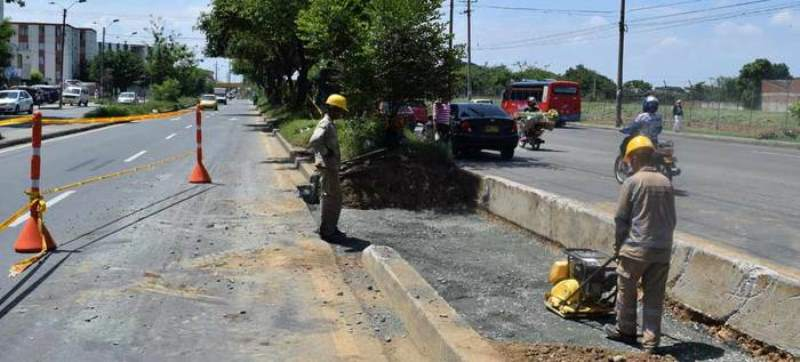 Para poder terminar obras del Corredor Verde inyectarán 2.500 millones de pesos