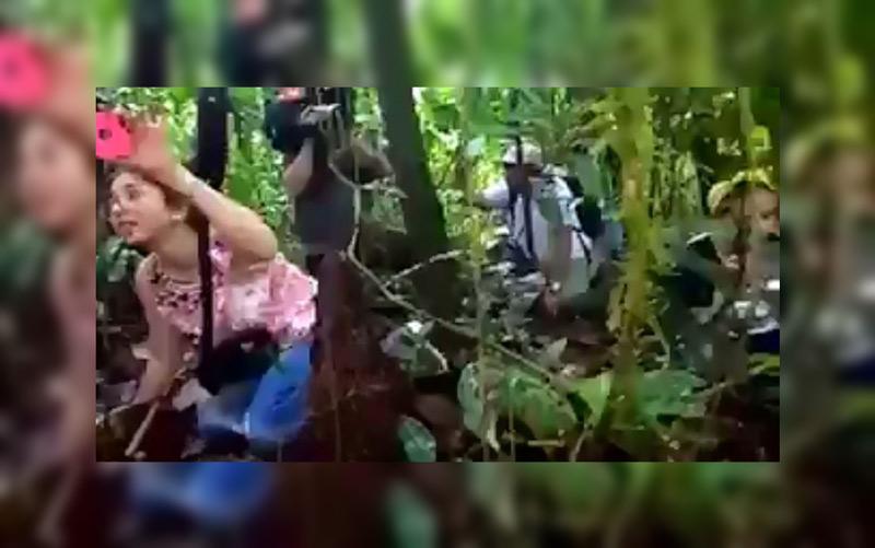 Policía lamentó hostigamientos contra misión humanitaria en Tumaco