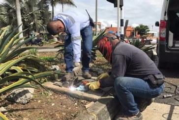 Destrucción y hurto de semáforos está afectando la movilidad de Cali: Alcaldía