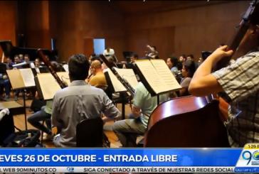 Banda Departamental ofreció su concierto de Gala en la Sala Beethoven
