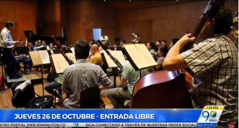 Se presentará el gran concierto de Gala de la Banda Departamental