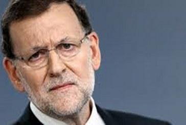 Rajoy advierte a Cataluña que no declare la independencia de España esta semana