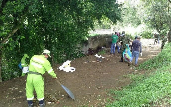 Río Meléndez de Cali tendrá gran jornada de limpieza con apoyo de los ciudadanos