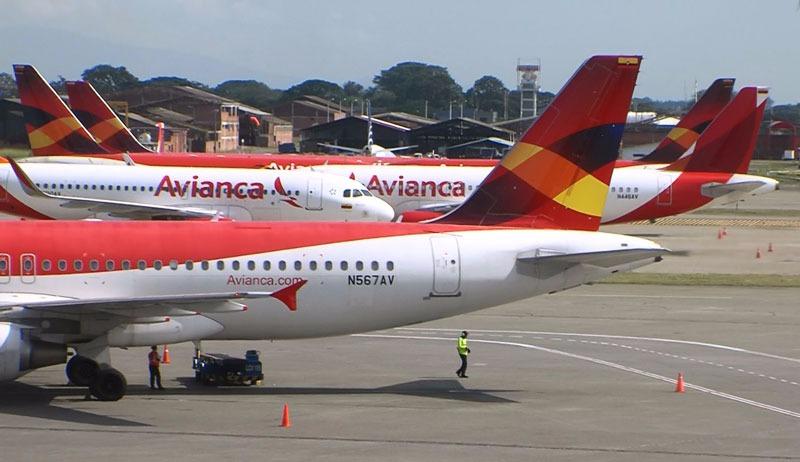 Avianca obtiene certificaciones de bioseguridad de autoridades colombianas