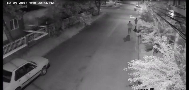 En video: Mientras se realizaba una captura, se presentó un robo en el barrio El Refugio