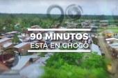 Telepacífico y 90 Minutos acompañaron llegada de la TDT al Chocó