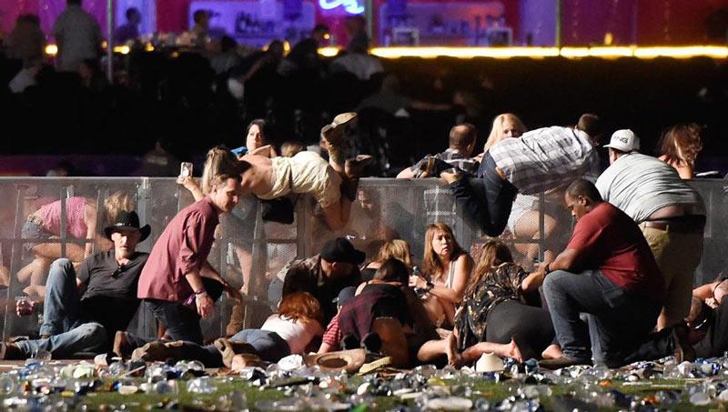Terror en Las Vegas: tirador mató a 60 personas e hirió a más de 500