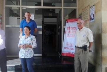 Trabajadores de la DIAN entraron en paro indefinido hasta que el gobierno les cumpla