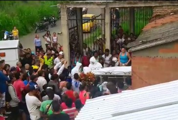 En video: Conmoción en Ciudad del Campo por el crimen de dos mujeres