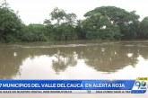Preocupación en Cali y varios municipios del Valle por aumento del nivel del río Cauca