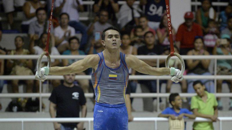 Colombia lidera la tabla de medallería en los Juegos Bolivarianos