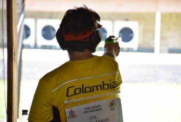 Fotos: Guatemala, Chile y Ecuador con oro en Tiro Deportivo de Juegos Bolivarianos