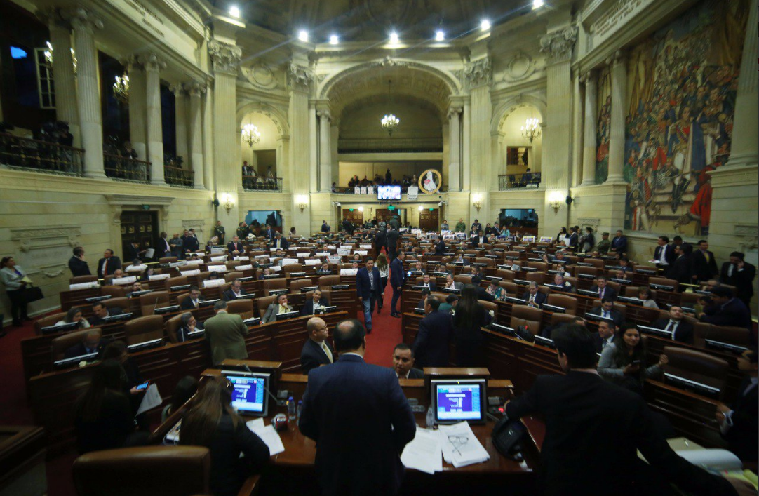 """Ajustada a la ley"": Cámara de representantes aprobó proyecto de la JEP"