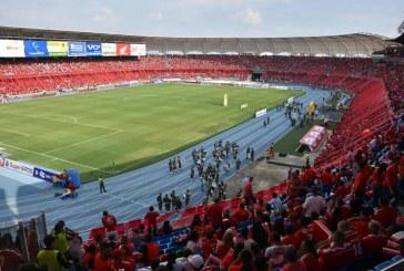 """América vs. Junior: duelo de """"titanes"""" en el Pascual en busca de la semifinal"""