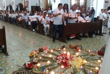 Con misa solemne se conmemoró en Cali aniversario de la firma los acuerdos de paz