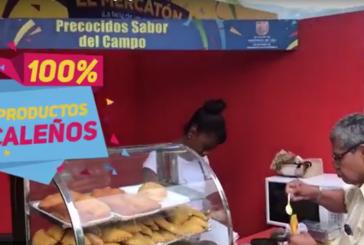 'Mercatón' en el parque de Las Banderas: apoye el emprendimiento caleño