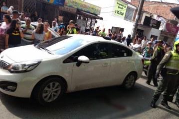 Atentado sicarial en Villas de Veracruz deja un muerto y una bebé gravemente herida