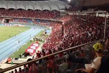 Estas son las medidas de seguridad para partido entre América y Medellín por Liga