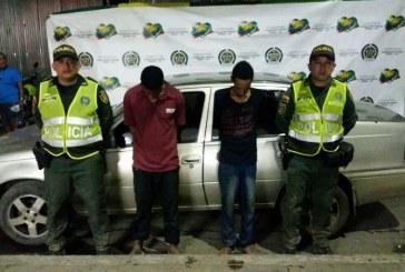 Con apoyo del Halcón, Policía recuperó vehículo hurtado en zona rural de Jamundí