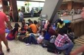 Bloqueos por minga indígena dejan más de 300 personas represadas en Terminal de Cali