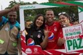 Video: Buen comportamiento de hinchas durante partido América – Bucaramanga