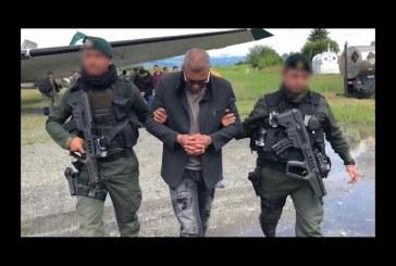 Cayó Avestruz, socio del 'Clan del Golfo' en Valle y de la mafia mexicana